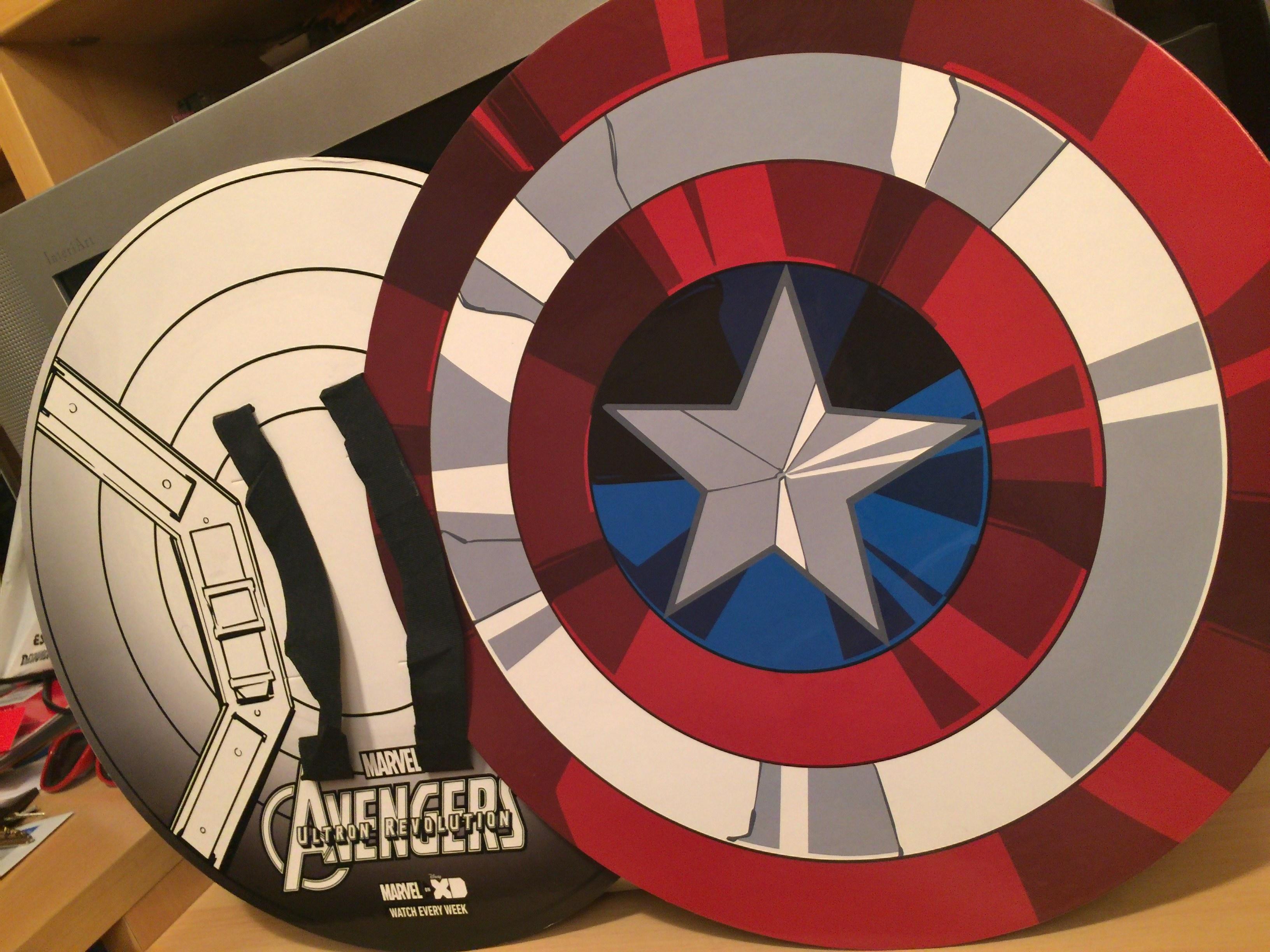 SDCC2016 Escudo Capitan América