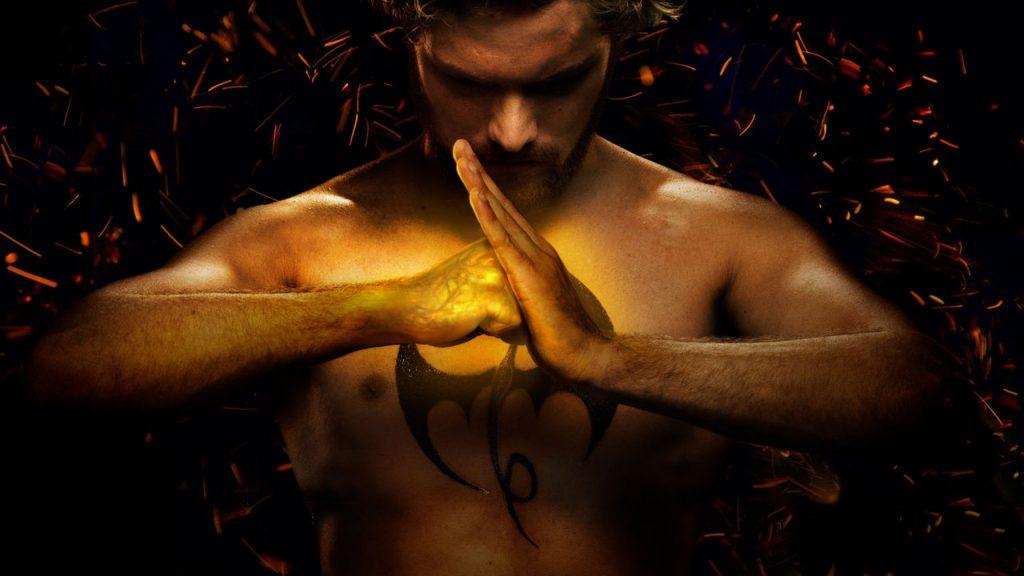 iron Fist Finn Jones