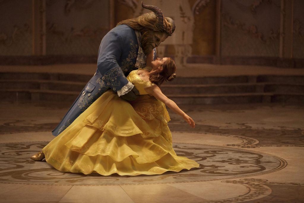La Bella y La Bestia - Baile