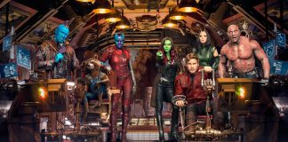 Guardians of the Galaxy 2 - Full Team