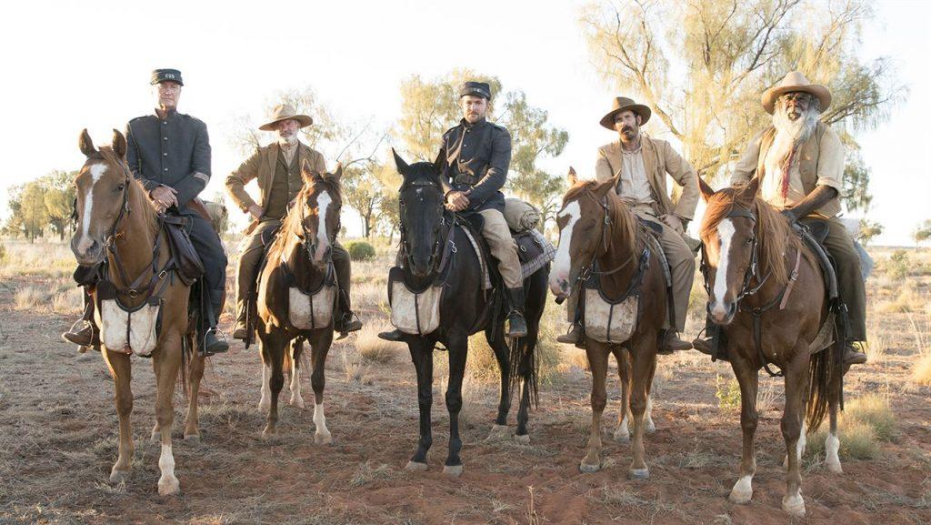 vaqueros Sweet Country
