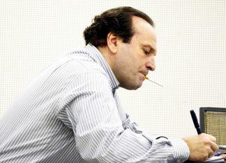 El candidato David Pinilla