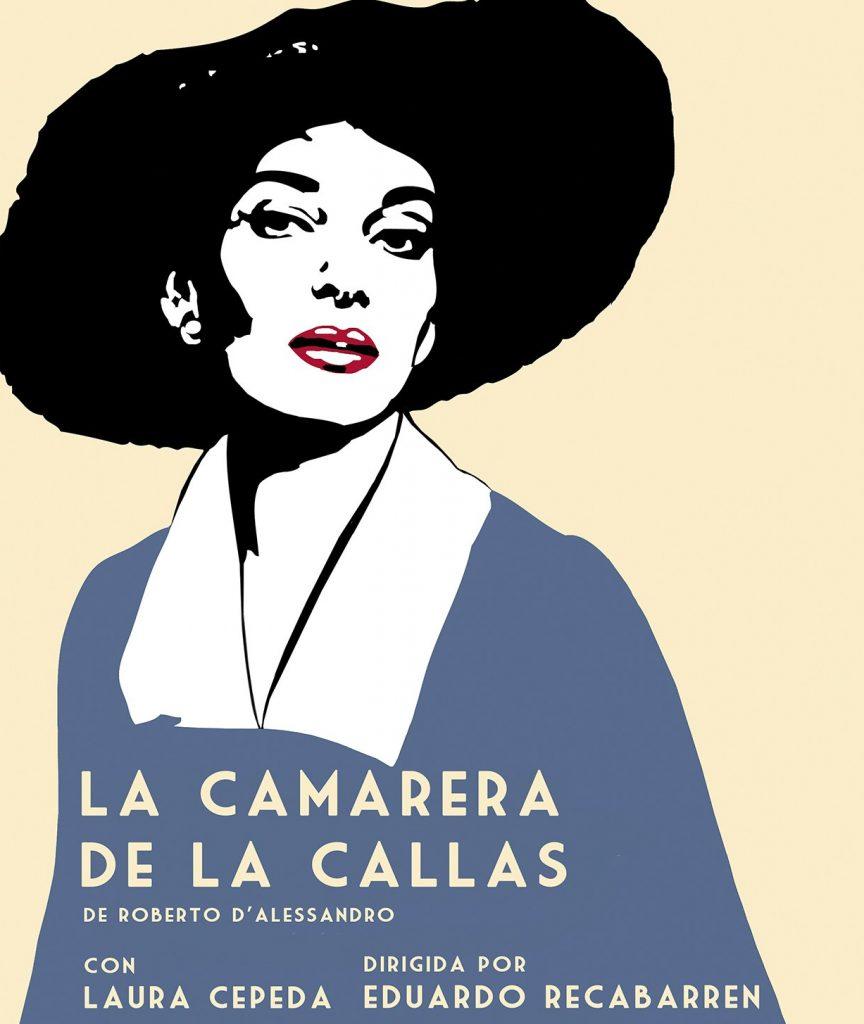 Teatro de las Culturas La Camarera de la Callas