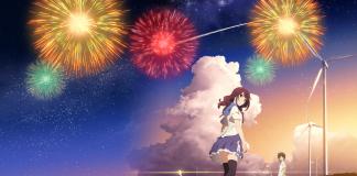 Fireworks anime