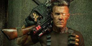 Cable Deadpool 2 Josh Brolin