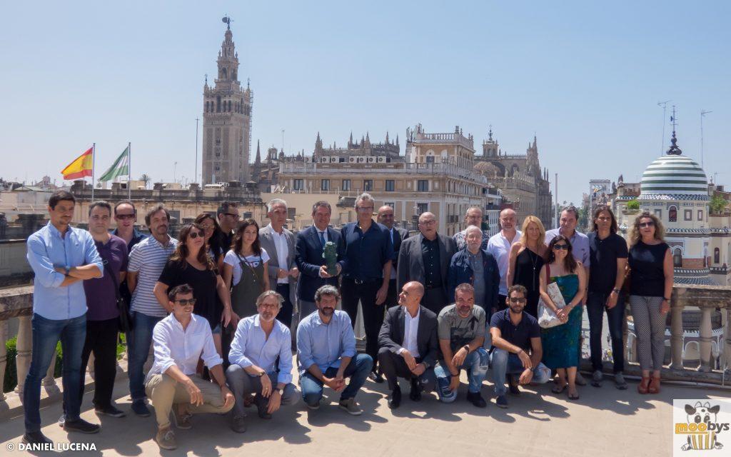 Presentación Premios Goya 2019