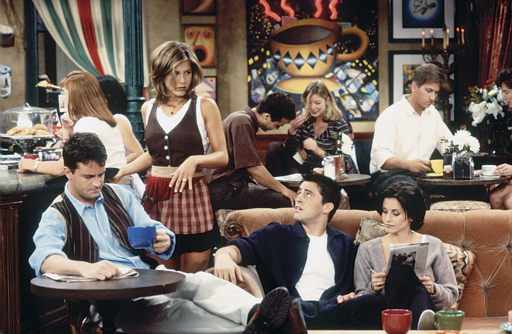 25 aniversario de Friends