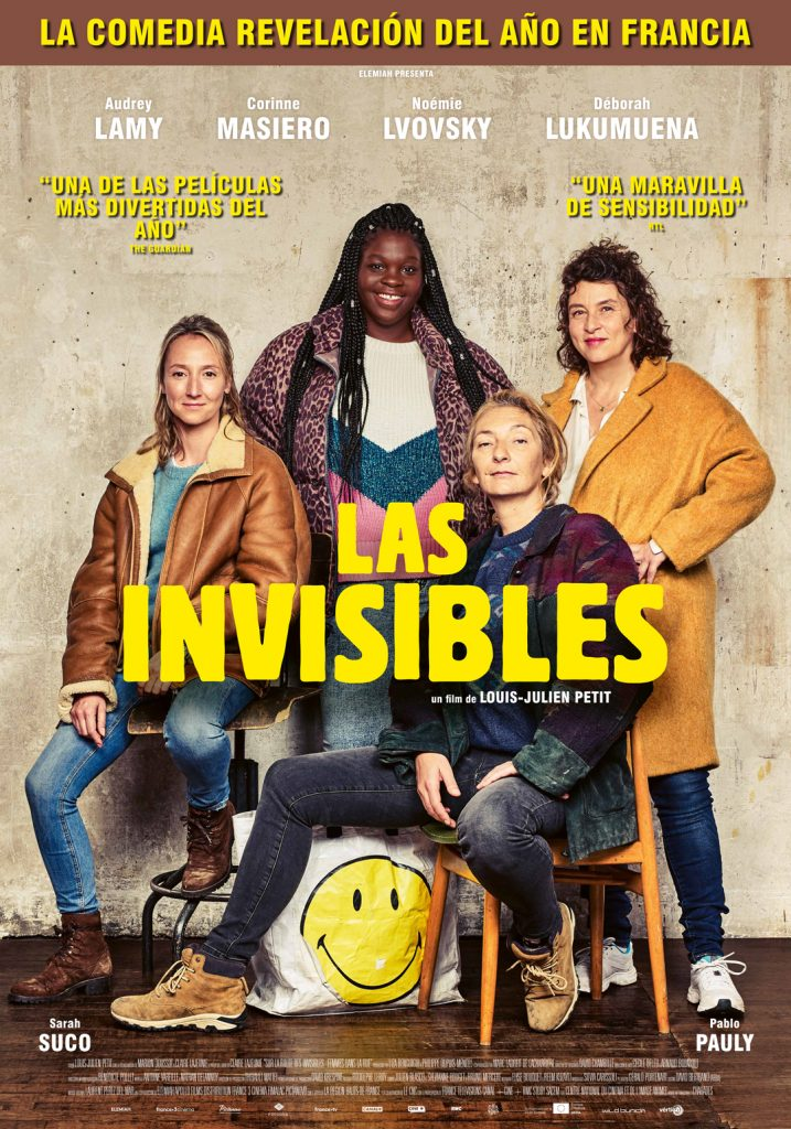 las invisibles cartel