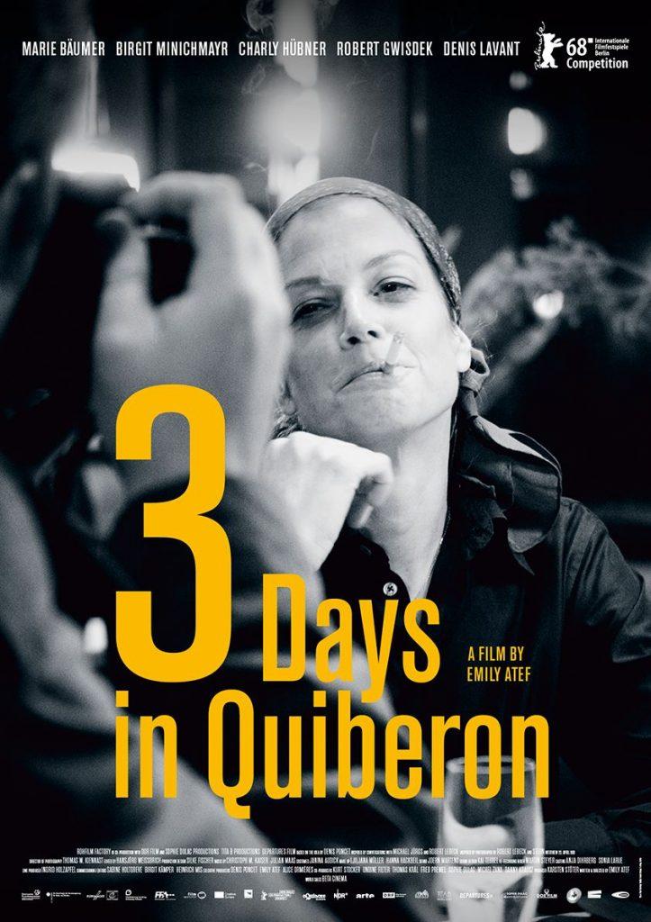 Three days in Quiberon