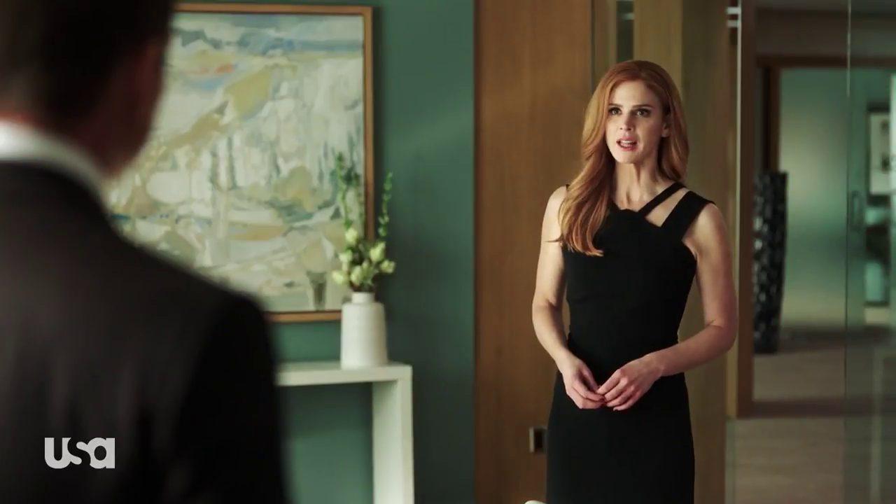 Harvey y Donna