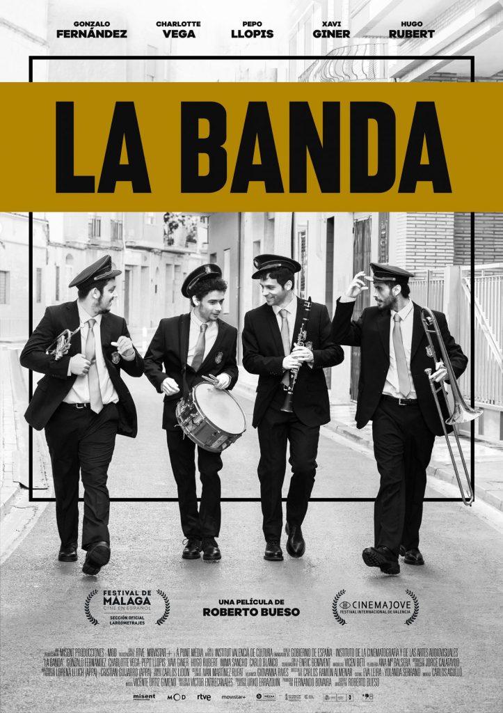 """Cartel de """"La banda"""""""