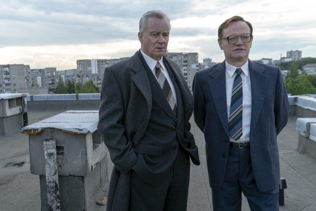 chernobyl - imagen de los protagonistas